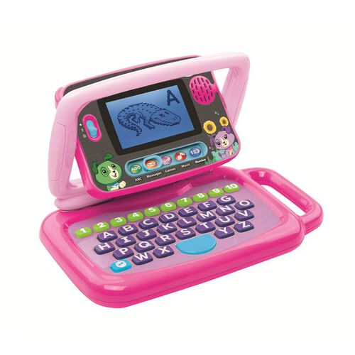 Leapfrog 2 In 1 Leaptop Touch (Pink)