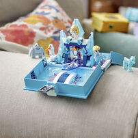LEGO樂高迪士尼公主系列 愛莎和諾克的魔雪奇緣故事書 - 43189