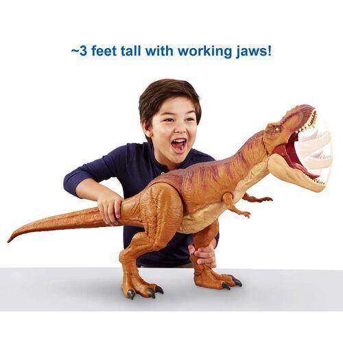 Jurassic World侏羅紀世界 -巨型收納恐龍