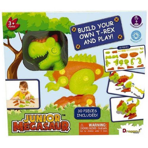 Junior Megasaur 創造你的恐龍