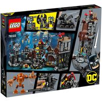 LEGO樂高 LEGO Dc Super Heroes Batcave Clayface Invasion 76122