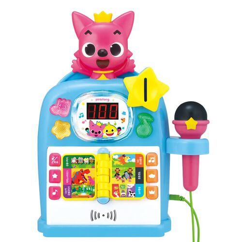 Pinkfong Pinkfong碰碰狐投幣卡拉ok套裝