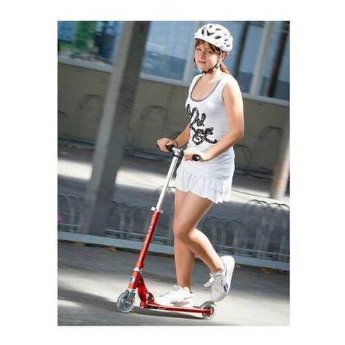 Micro Mobility Micro Spirit 兩輪滑板車 紅色