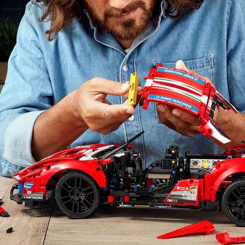 "LEGO樂高機械組系列 Ferrari 488 GTE ""AF Corse #51"" - 42125"