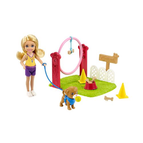 Barbie芭比 小凱莉職業體驗系列組合 - 隨機發貨