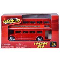 "Fast Lane極速快線 3.5""倫敦巴士 隨機發貨"