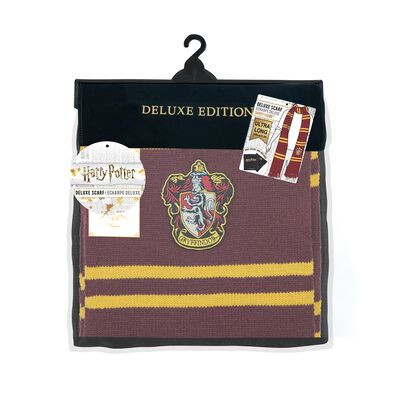 Harry Potter Deluxe Gryffindor Scarf