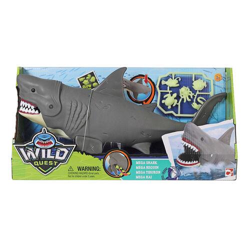 Wild Quest 巨型鯊魚