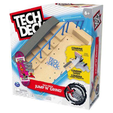 Tech Deck X-connect 迷你滑板公園