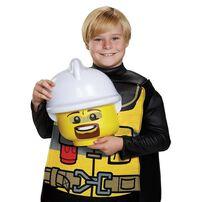 LEGO樂高消防員服裝豪華版 (細碼)