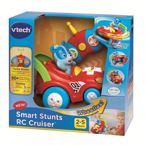 Vtech Smart Stunts Rc Cruiser^Tm