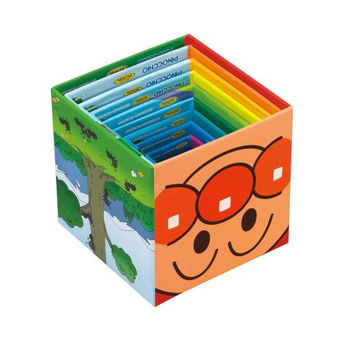 Anpanman麵包超人嬰兒巨型abc疊疊盒