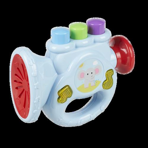 Top Tots智叻寶貝 卡通音樂玩具-喇叭 - 隨機發貨
