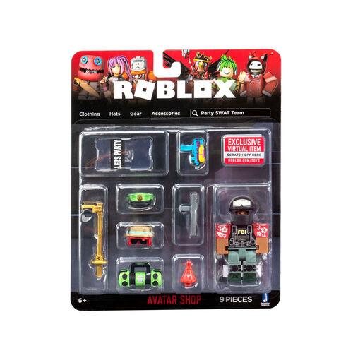 Roblox機器磚塊  人物造型配件 - 隨機發貨