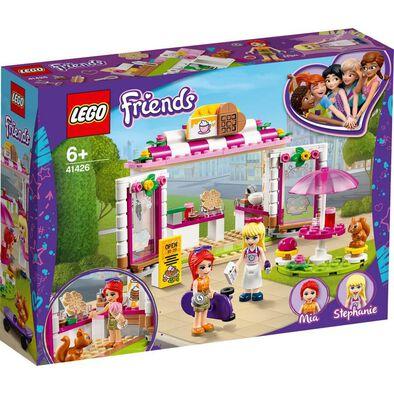 LEGO Friends 心湖城公園咖啡廳 41426