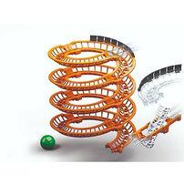 Clementoni Action & Reaction系列 - 螺旋軌道+護欄+活板門