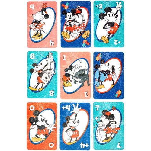Mattel Games美泰兒遊戲uno遊戲咭 Mickey