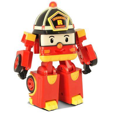 Robocar Poli救援小英雄波力 LED變形羅伊