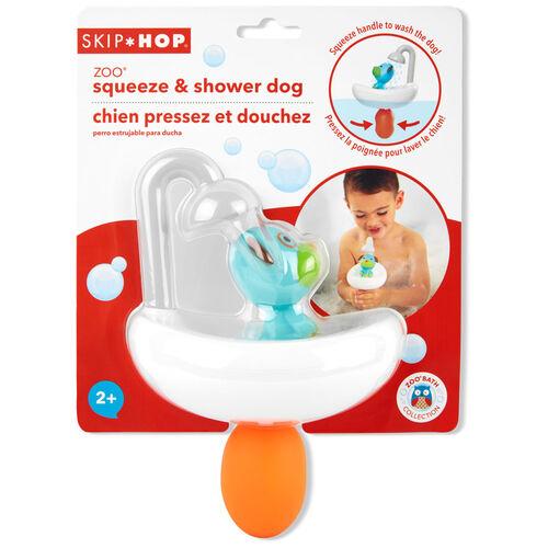 Skip Hop  可愛動物園淋浴小狗玩具 - 隨機發貨