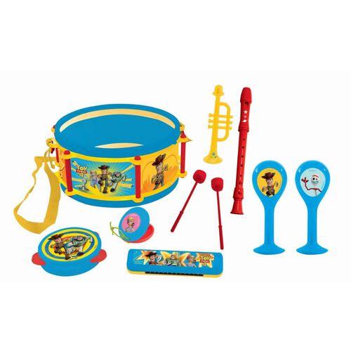 Lexibook Toy Story反斗奇兵4音樂套裝