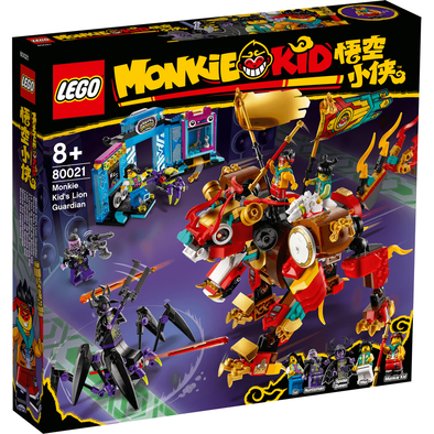 LEGO Monkie Kid Monkie Kid's Lion Guardian - 80021