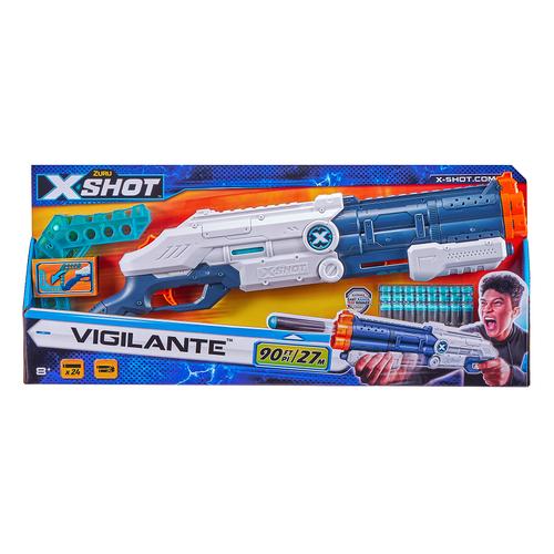 Zuru X特攻 ExcelVigilante 槍連24發子彈