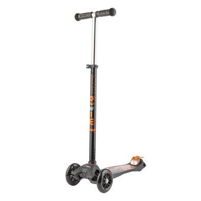 Micro Mobility Micro 可調式三輪滑板車(黑色)