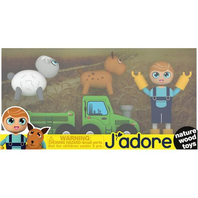 J'Adore 農場小人禮盒套