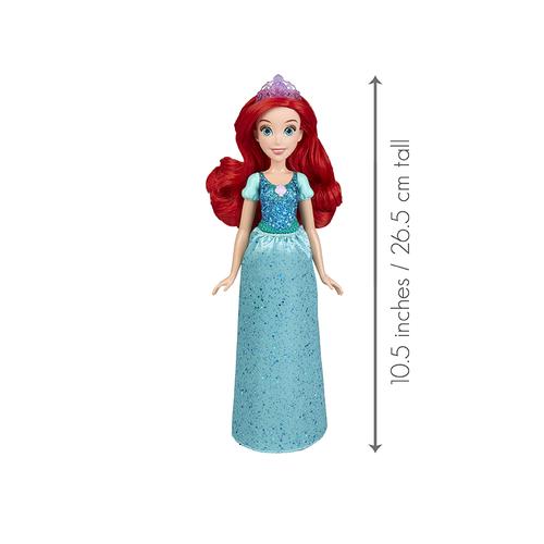 Disney Princess迪士尼公主皇家閃粉公主裙系列 (小魚仙)