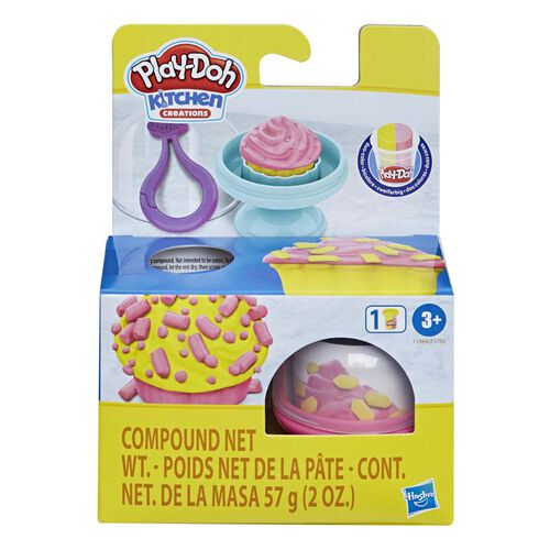 Play-Doh培樂多 小煮意系列 迷你杯子蛋糕/馬卡龍套裝 - 隨機發貨