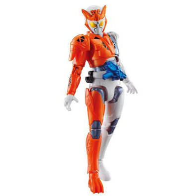 Kamen Rider 幪面超人Zero-One Rkf 可動幪面超人系列 華爾基麗 衝鋒獵豹形態