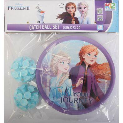 Disney Frozen迪士尼魔雪奇緣 兒童吸盤球 - 隨機發貨