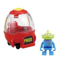 Dream Tomica Ride-On Toy Story Ts-04 Alien & Space Crane