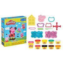 Play-Doh培樂多 粉紅豬小妹造型套裝