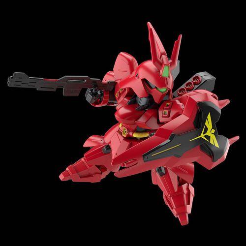 Bandai萬代 塑膠模型 SD GUNDAM EX-規格 017 沙剎比