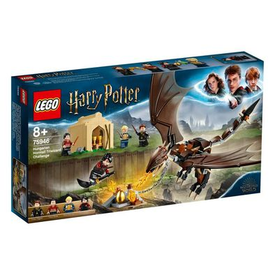 LEGO樂高哈利波特系列 LEGO Harry Potter Hungarian Horntail Triwizard Challenge 75946