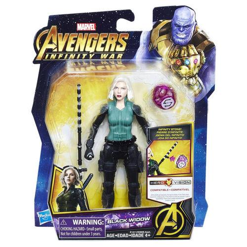 """Marvel Avengers漫威復仇者聯盟 6""""人偶連配件 隨機發貨"""