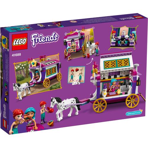 LEGO樂高好朋友系列 神奇大篷車 41688