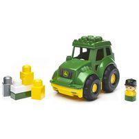 Mega Bloks美高積木john Deere系列拖拉機