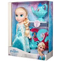 Disney Frozen Elsa Value Doll & Tea