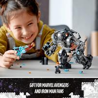 LEGO樂高漫威超級英雄系列 Iron Man: Iron Monger Mayhem 76190