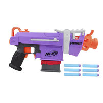 NERF熱火要塞英雄系列  Smg-E 發射器