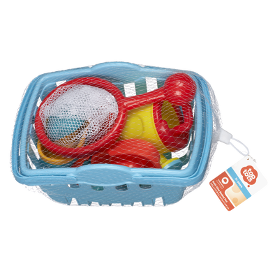 Top Tots Bath-Time Basket Fun - Assorted