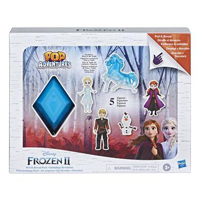 Disney Frozen 2 Pop Aventures Peel And Reveal Pack