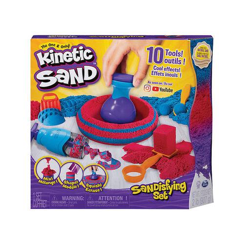 Kinetic Sand Sandtastic Set