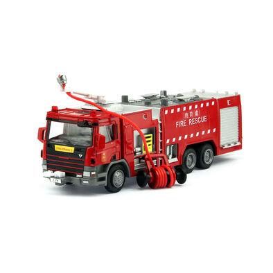 Tiny微影城市 1/50 Dx3水罐消防車