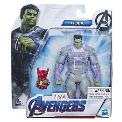 """Marvel Avengers漫威復仇者聯盟 6"""" 豪華人偶 - 隨機發貨"""