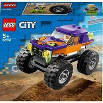 LEGO樂高城市系列 怪物卡車 60251