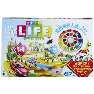 Hasbro Gaming孩之寶遊戲 生命之旅