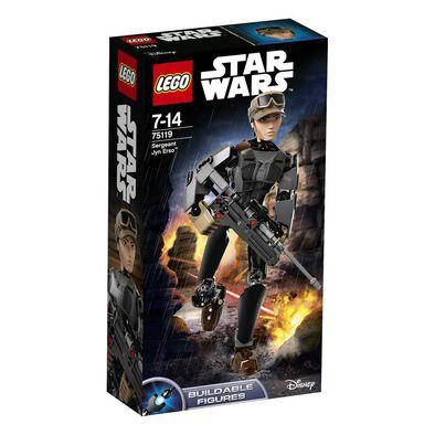 LEGO樂高星球大戰系列 LEGO Sergeant Jyn Erso 75119